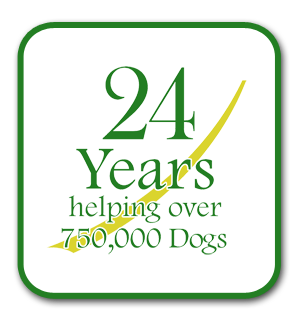 25 Years of Dog Training Helping Over 1 million Dogs