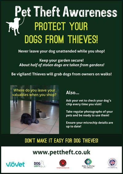 Pet Theft Awareness Week