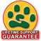 Written Support Guarantee