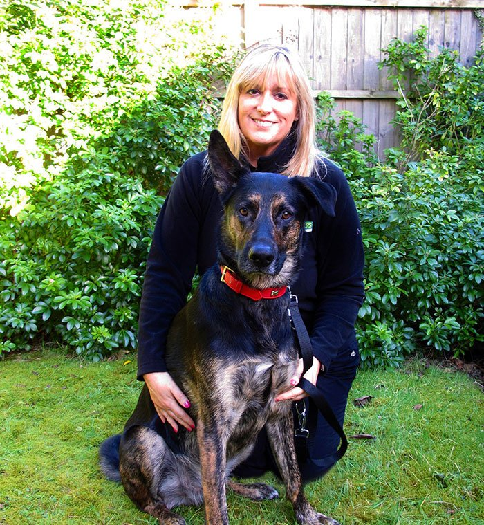 Angela Young, Dog Obedience Trainer & Behavioural Therapist for Bolton & Wigan, Carlisle & North Cumbria, Lancaster & South Cumbria, Merseyside North, Preston, South West Scotland