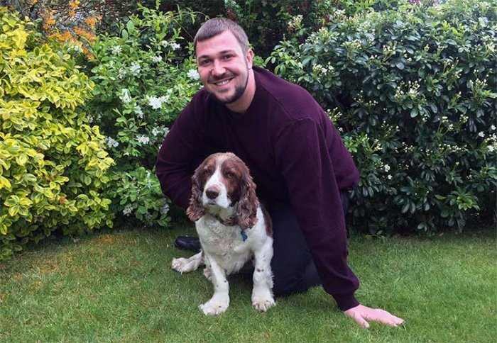 Ben Jordan, Dog Obedience Trainer & Behavioural Therapist for Mid & West Cornwall, Plymouth & East Cornwall