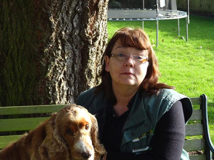Jacquie Callaby, Dog Obedience Trainer & Behavioural Therapist for Basingstoke & Fleet, Guildford, Kingston - inc. Wimbledon & Esher, Richmond & Twickenham inc. Heathrow area, Slough - inc. Bracknell, Maidenhead & Windsor