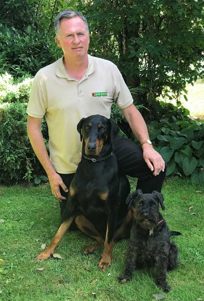 Kevin McDonnell, Bark Busters Dog Trainer