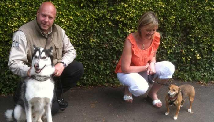 Lee Hardy, Dog Obedience Trainer & Behavioural Therapist for Coventry, Derby, Leicester, Shrewsbury, Telford & Mid Wales