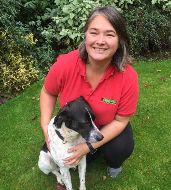 Liz Johnson, Dog Obedience Trainer & Behavioural Therapist for Durham, Middlesbrough, Newcastle upon Tyne, Sunderland