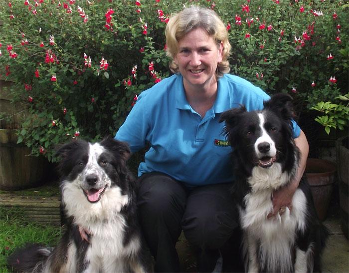 Sharon Chapman, Dog Obedience Trainer & Behavioural Therapist for Chester & North Wales, Wirral & Chester