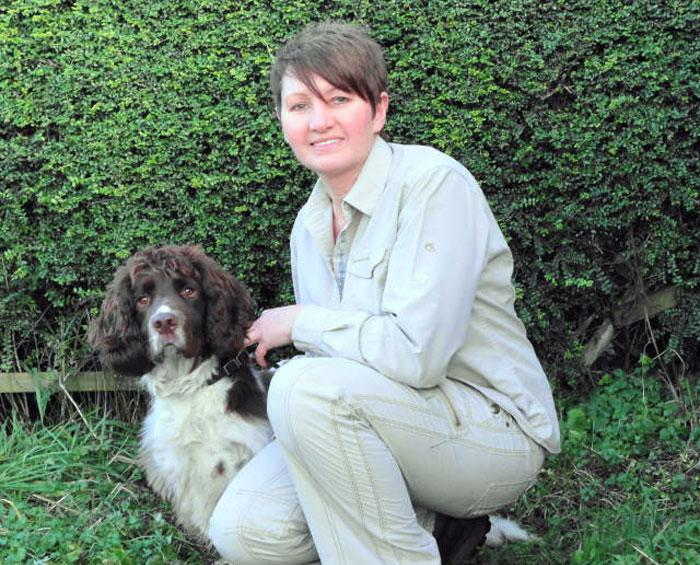 Tracey Callaghan, Dog Obedience Trainer & Behavioural Therapist for Bolton & Wigan
