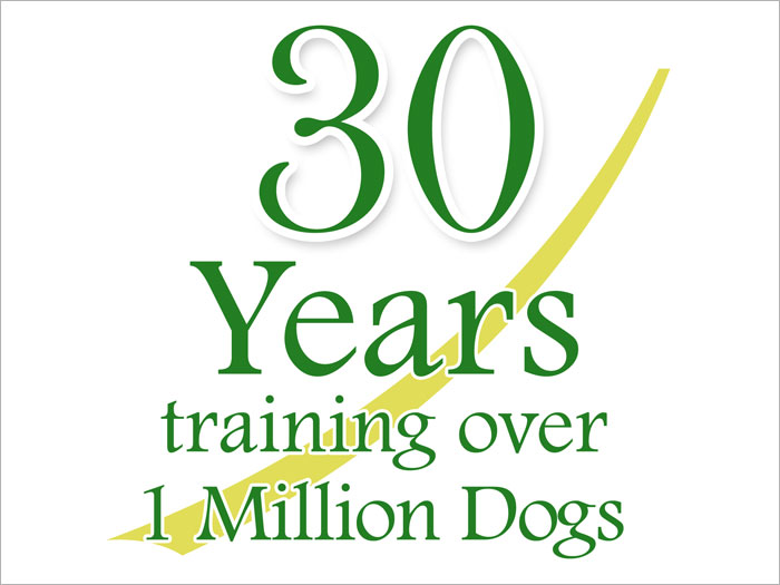30 years helping millions of dogs